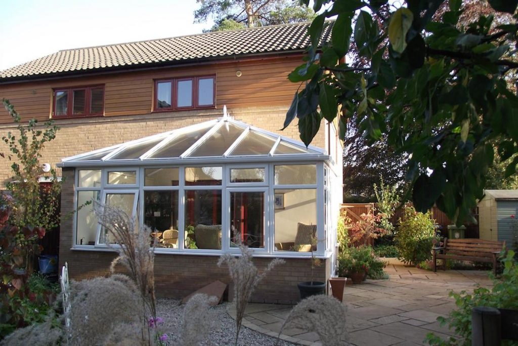 Great Shelford Conservatory Downsizing Project