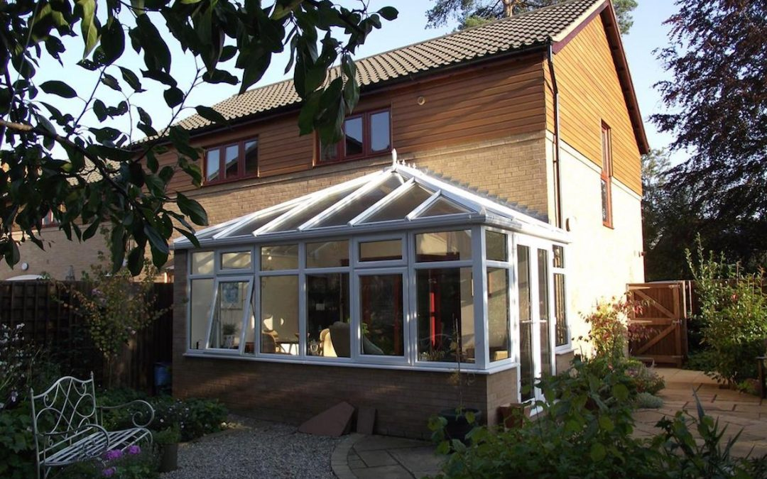 Downsizing A Home – Great Shelford Conservatory Addition