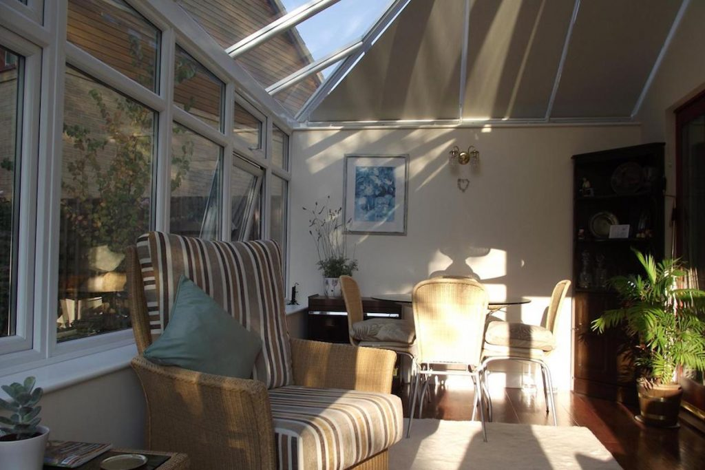 Great Shelford Conservatory Addition Interior