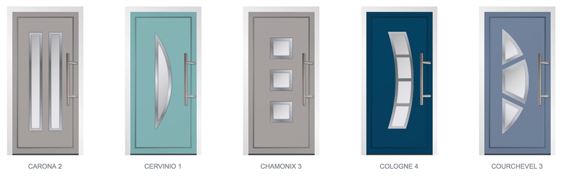 Aluminium Door Styles03