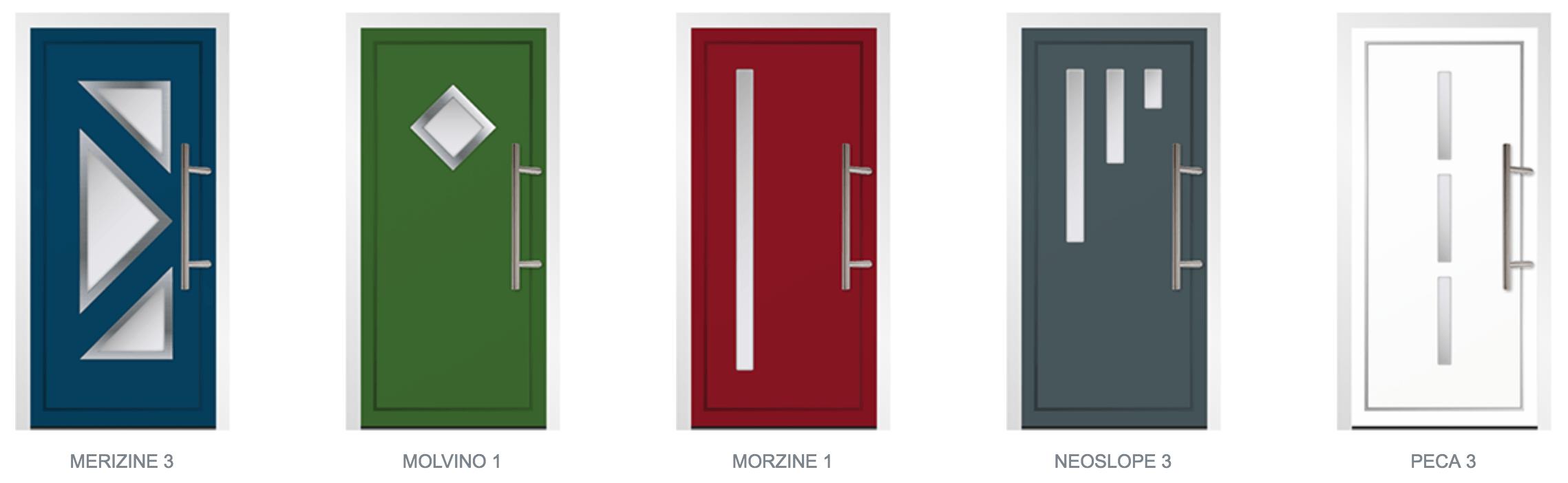 Aluminium Door Styles06