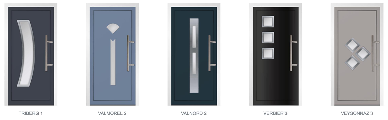 Aluminium Door Styles08