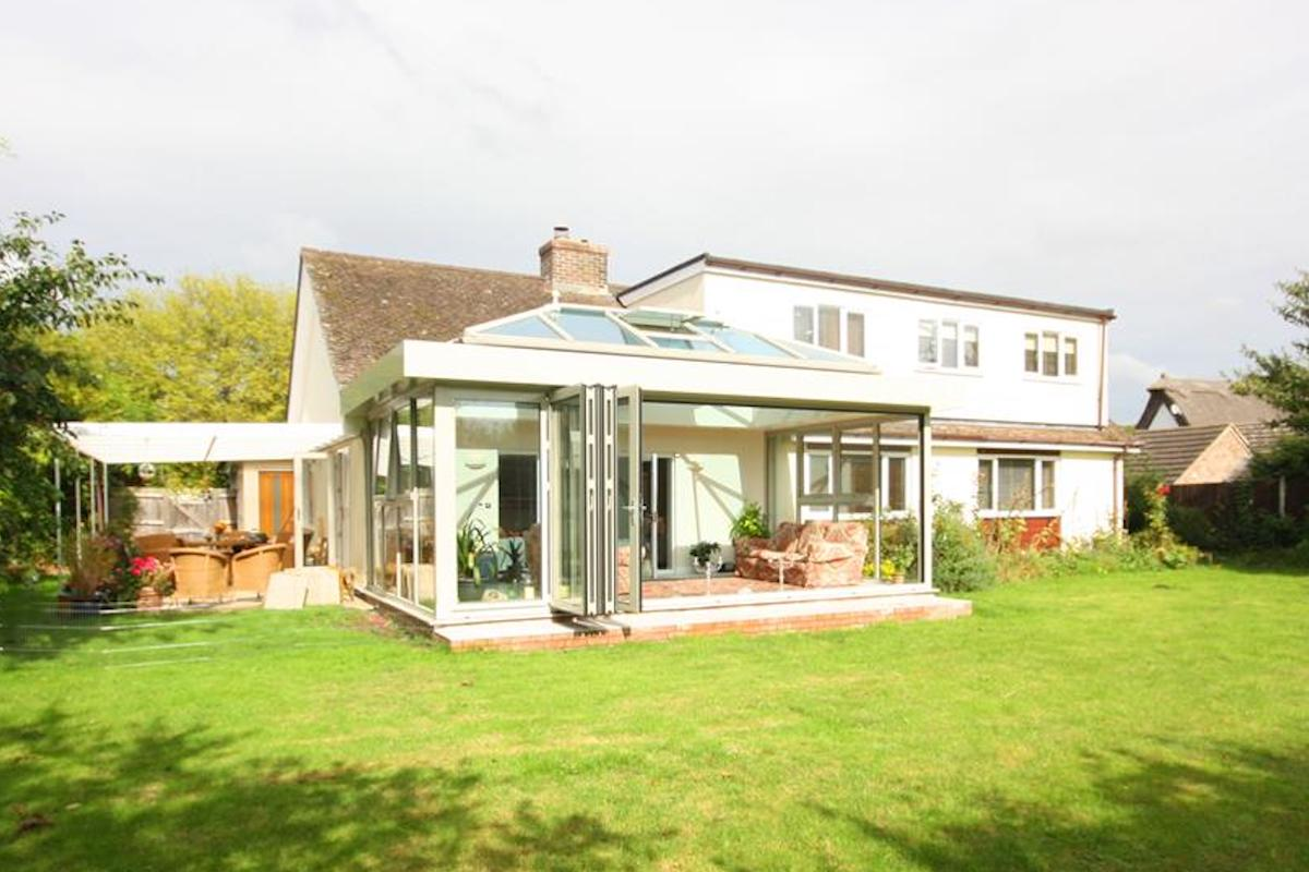 Barrington Contemporary Aluminium Orangery