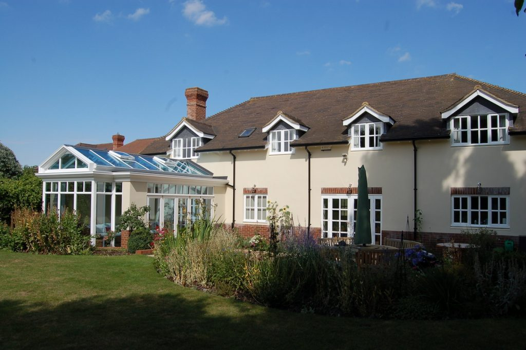 Barrington Orangery Extension