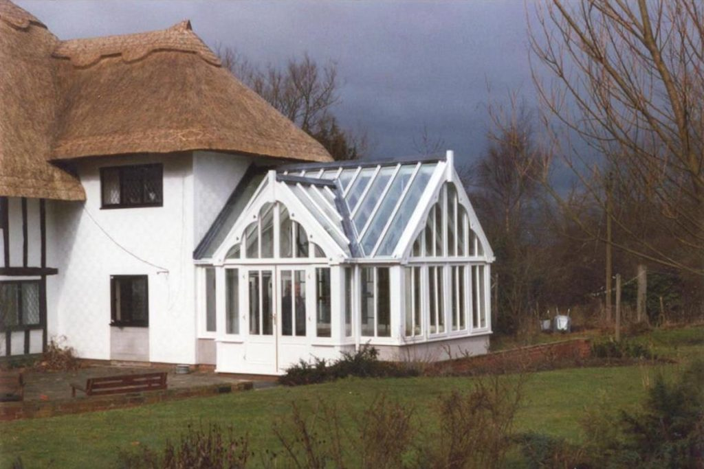 Berden Conservatory Tudor Style
