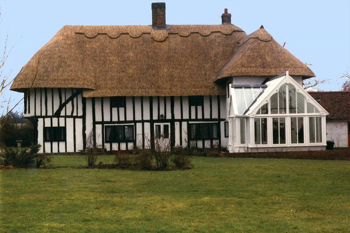 Berden Conservatory for Tudor Home