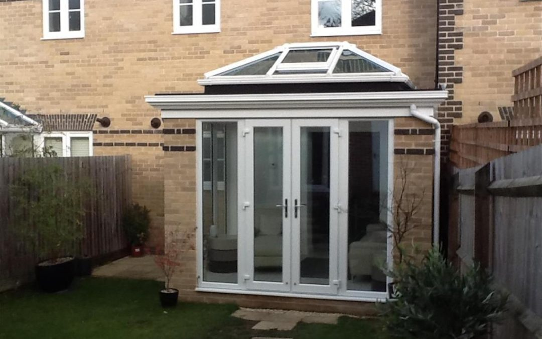 Bottisham Orangery Addition Doubles Living Space