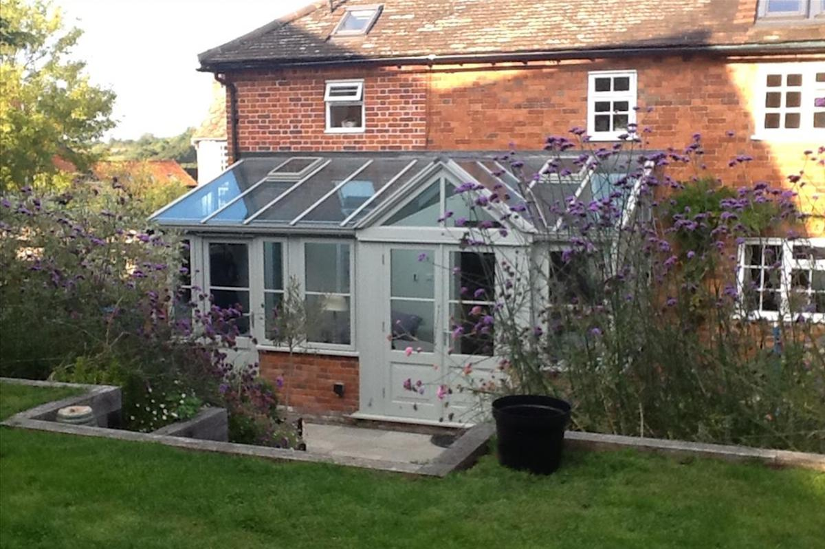 Bourne Lean-to Conservatory
