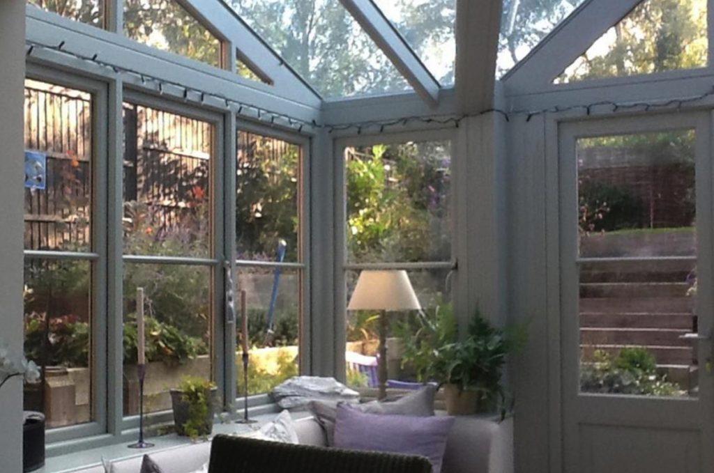 Bourne Conservatory Interior