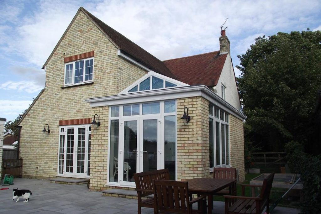 Burwell Orangery Kitchen Extension
