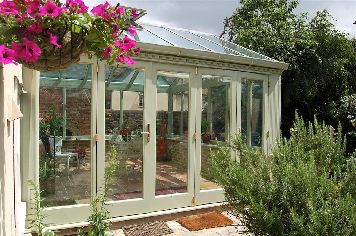 Bury St Edmunds Conservatory Extension