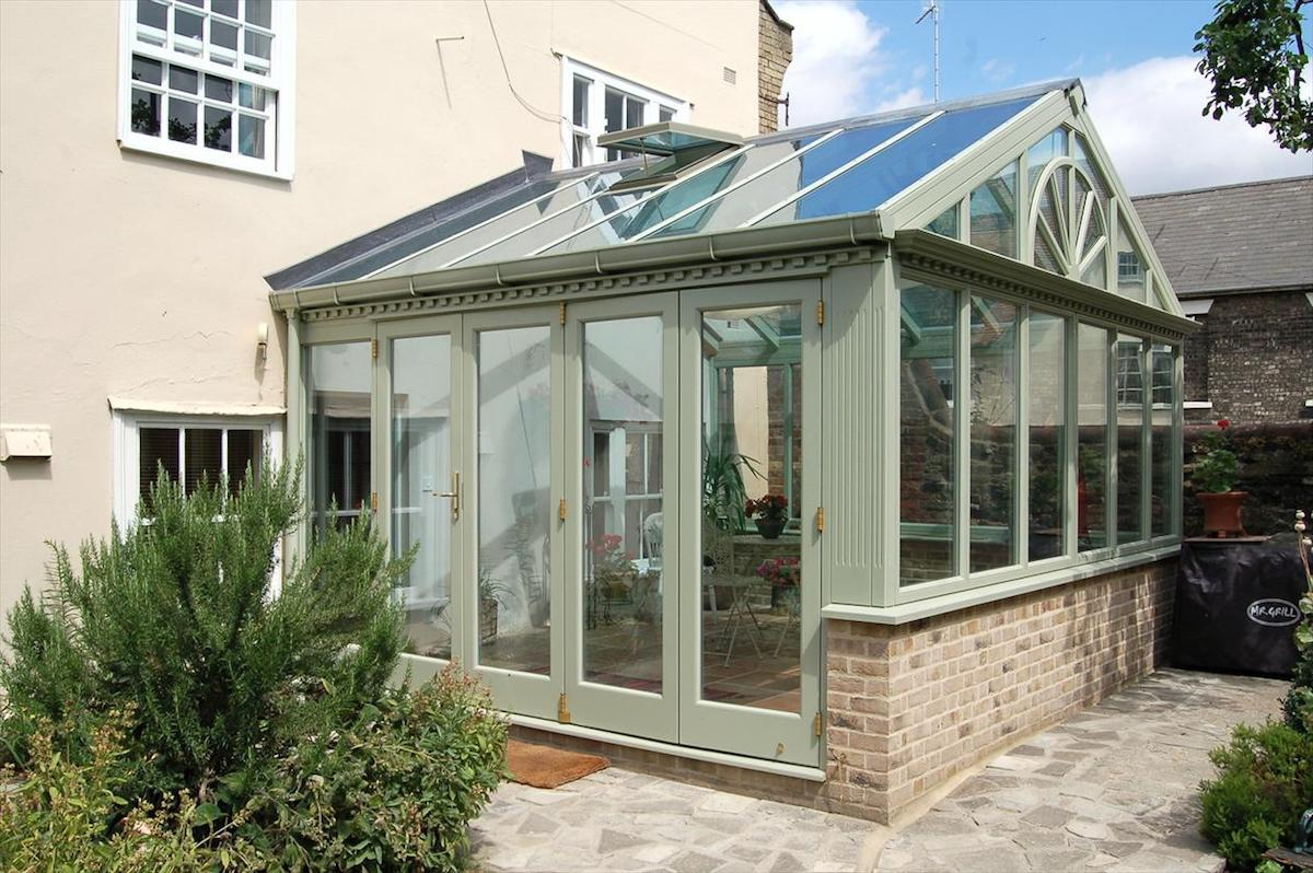 Bury St Edmonds Traditional Conservatory
