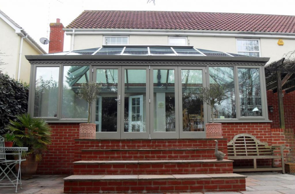 Chelmsford Conservatory Extension