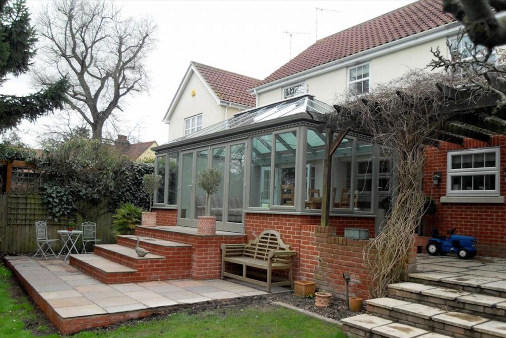 Chelmsford Conservatory and Pergola