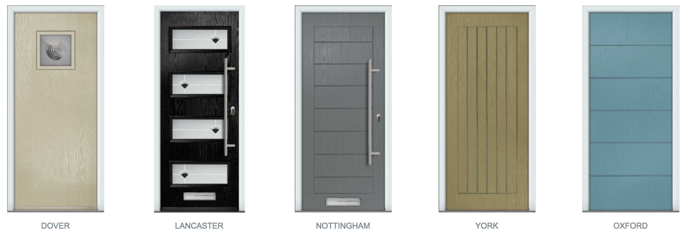 Composite Door Styles08
