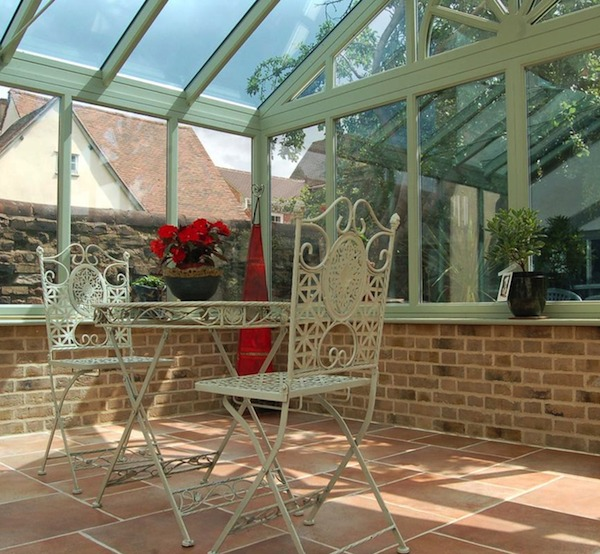 Conservatories Home Page