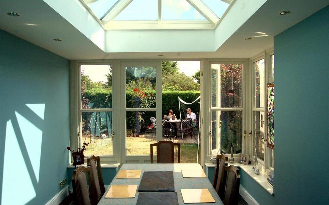 Orangery Dining Room Extension For Cottenham Home