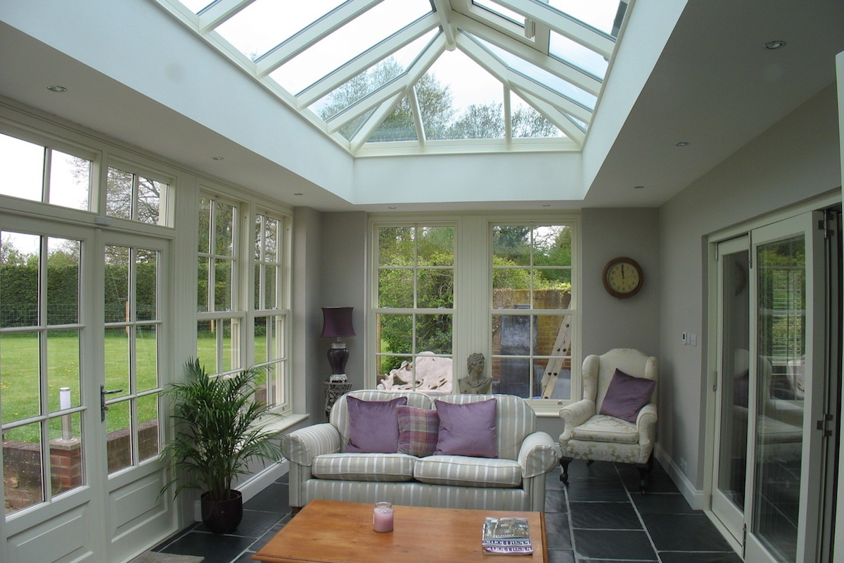 Rickling Green Orangery Extension