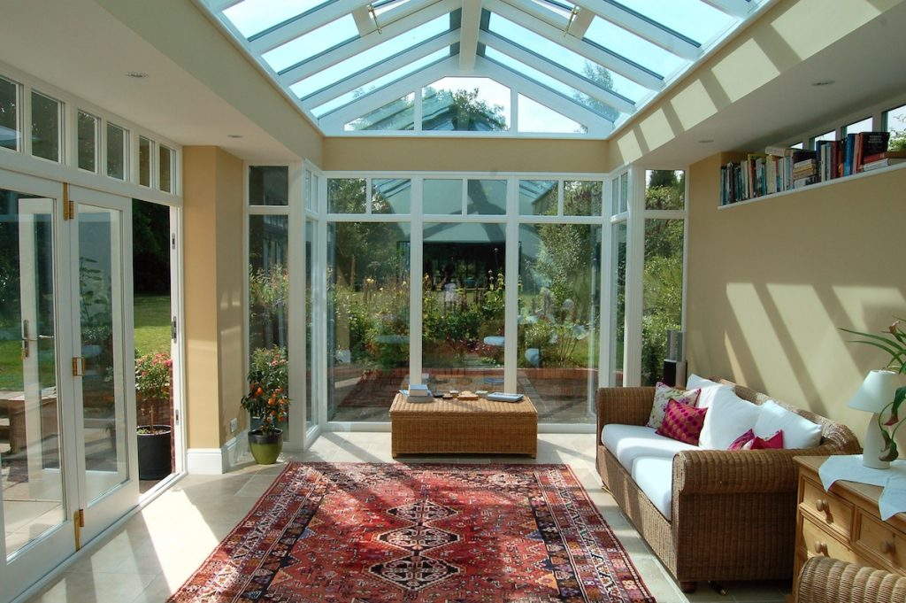 Barrington Orangery Garden Room
