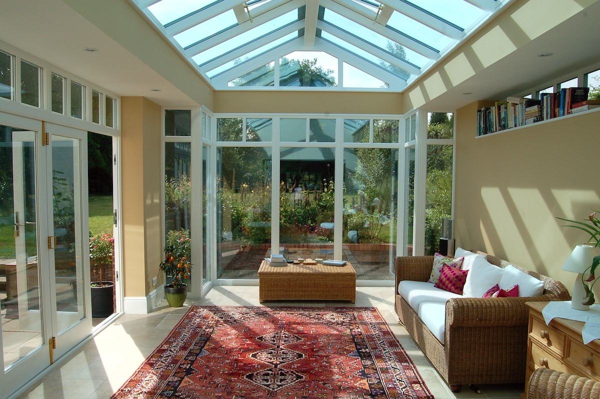 Barrington Orangery Interior