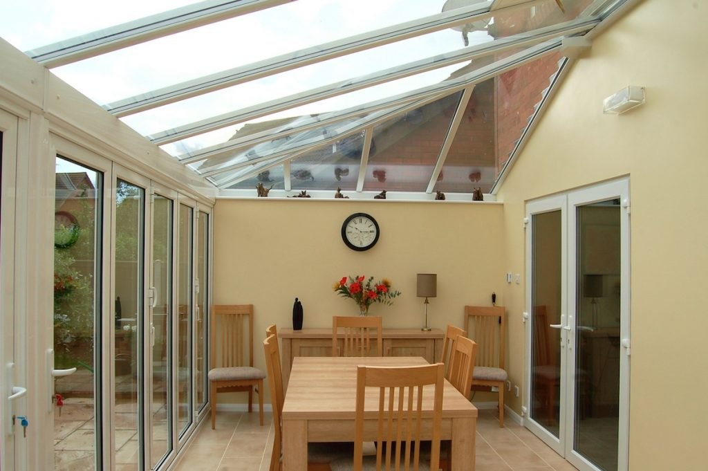 Haverhill Conservatory Dining Room Extention