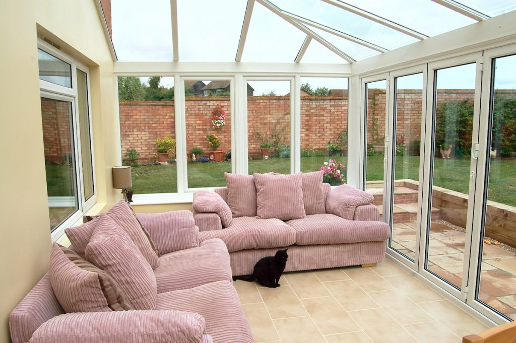 Spacious Living In A Haverhill Conservatory Extension