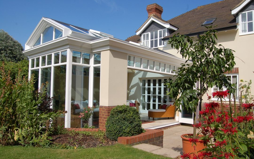 Stunning Barrington Orangery Extension Is Just WOW!