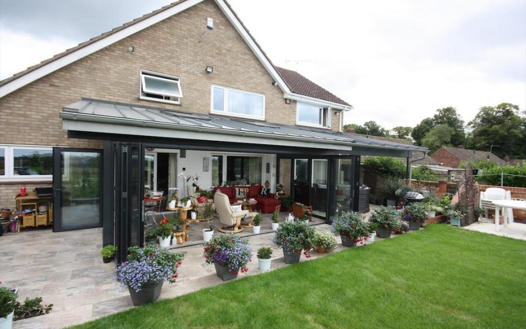 Dullingham Garden Room And Glass Veranda Extension