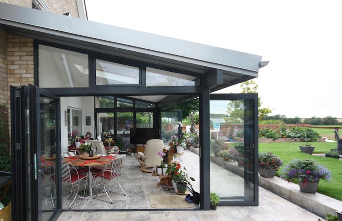 Dullingham Contemporary Garden Room