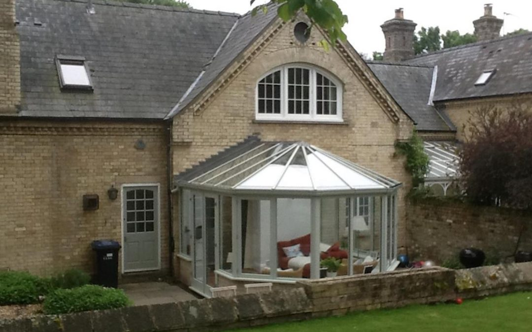 Bay Window Victorian Conservatory Refurbishment In Dullingham