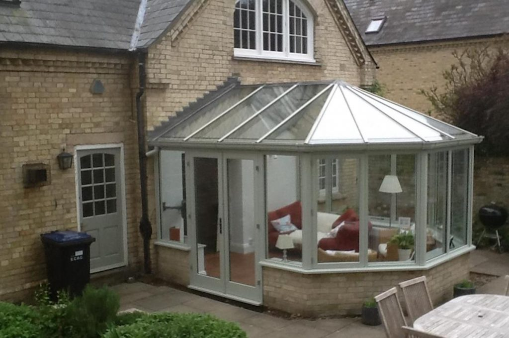 Dullingham Victorian Shaped Extension