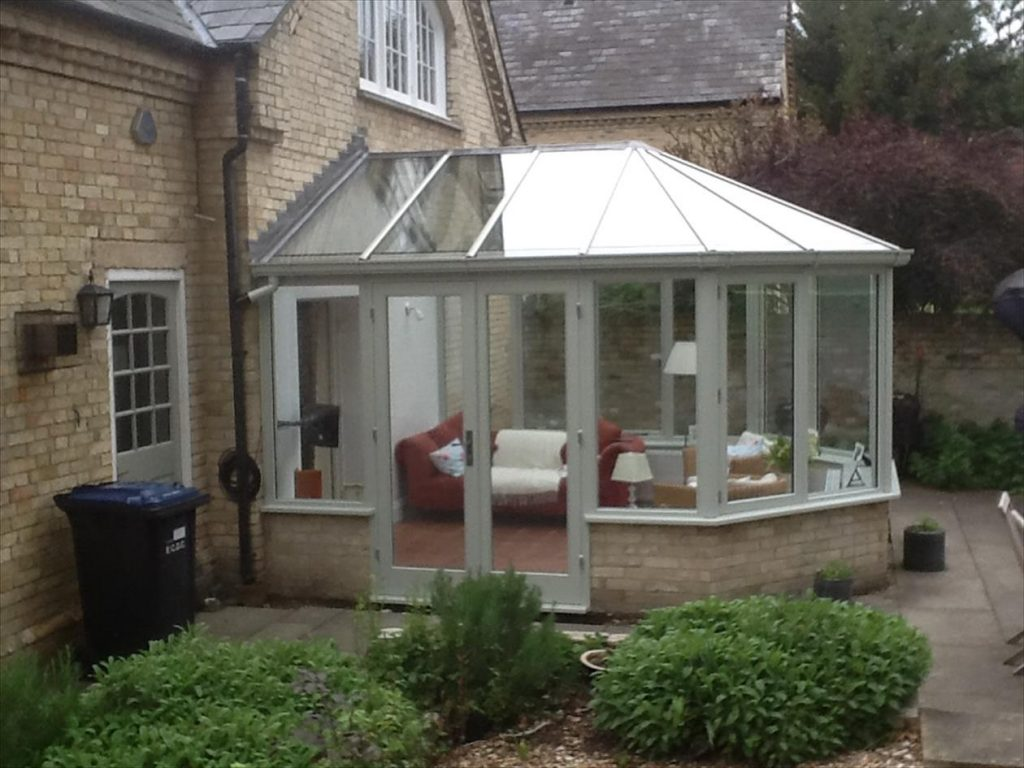 Dullingham Conservatory with Bay Windows