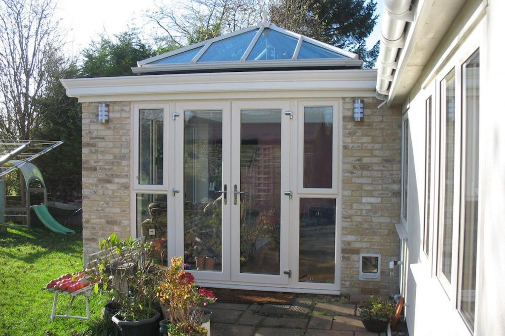 Fowlmere Orangery Extension