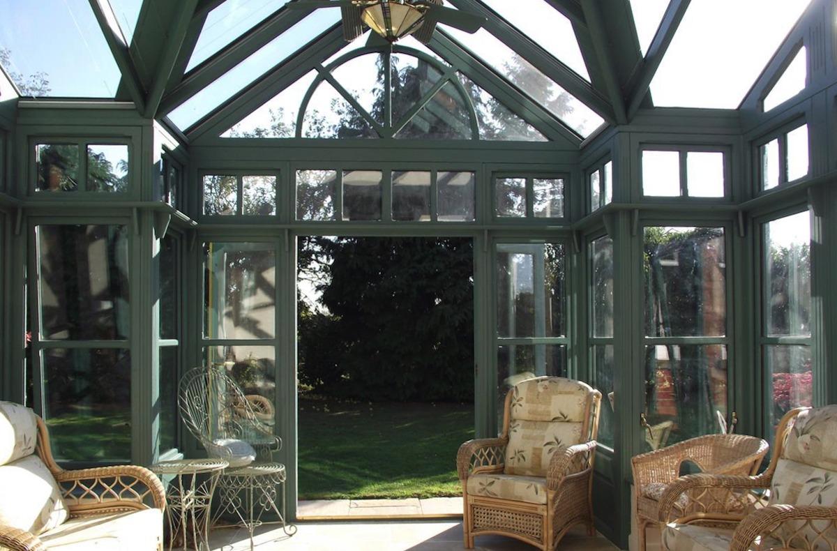 Gamlingay Conservatory Interior