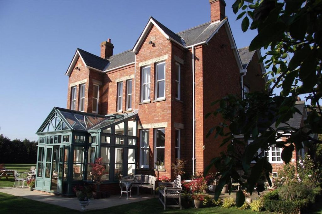 Gamlingay Traditional Conservatory