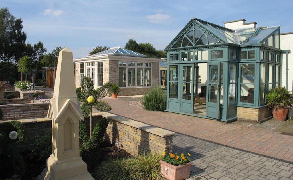 Gamlingay Relocatable Conservatory
