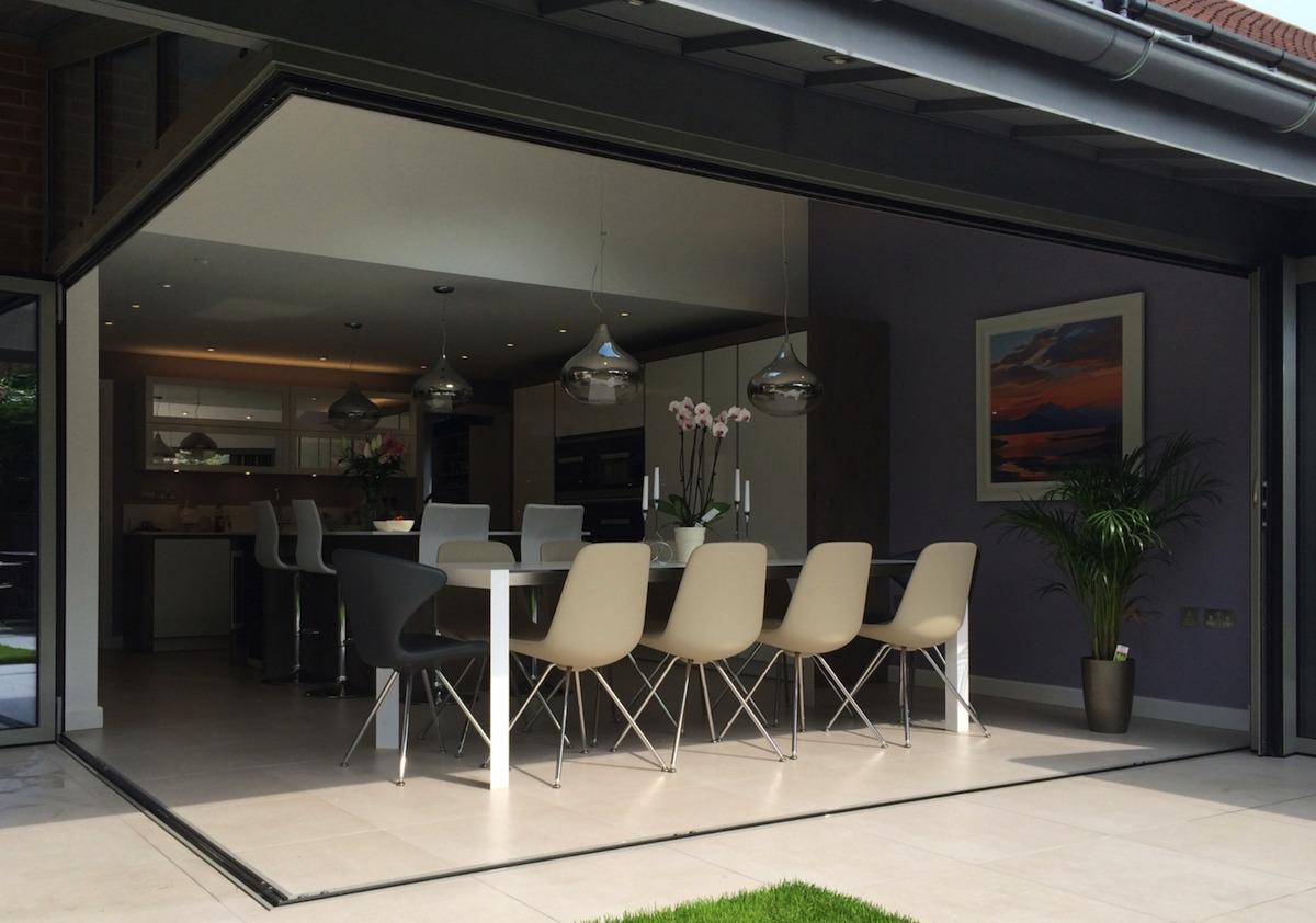 Cambourne Garden Room Extension