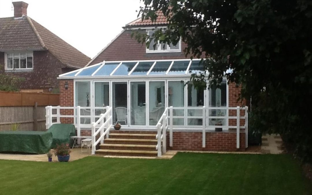 Hemingford-Grey Conservatory Extension