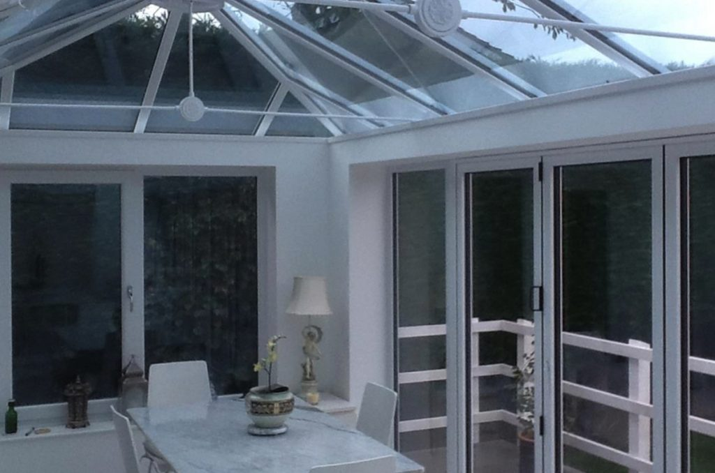 Hemmingford-Grey Conservatory Interior