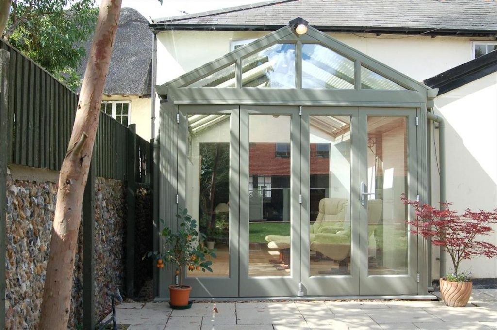 Ickleton Conservatory Living Room Extension