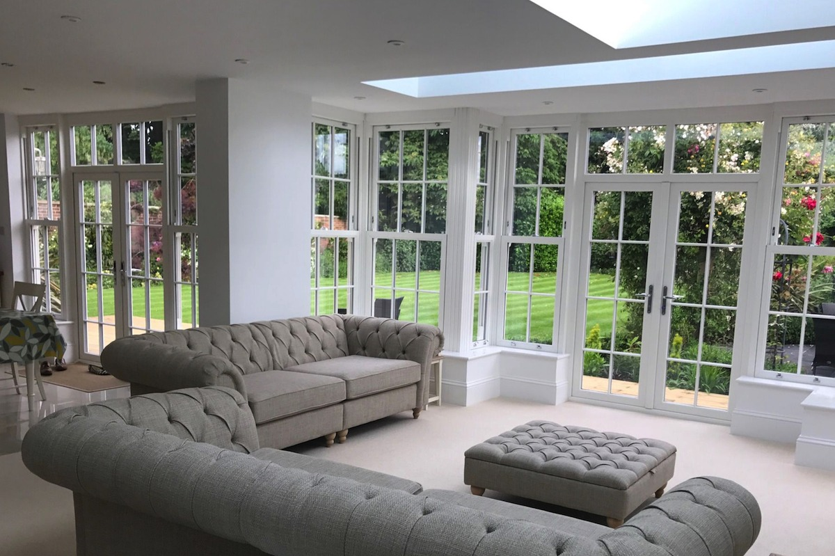 Orangery Extension Newmarket