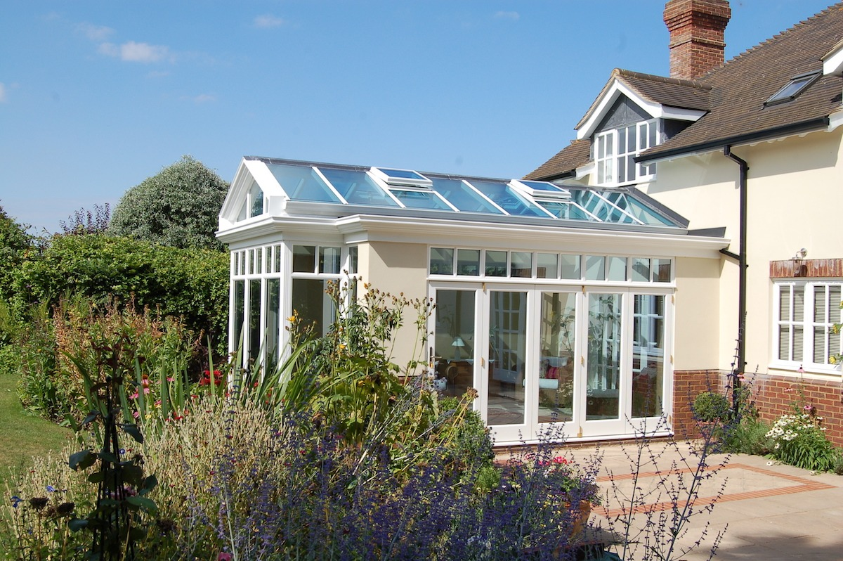 Stunning Barrington Orangery Addition