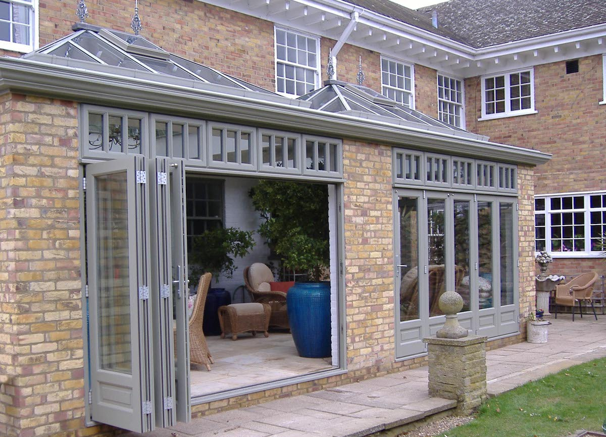 Orangery Extension Cambridgeshire