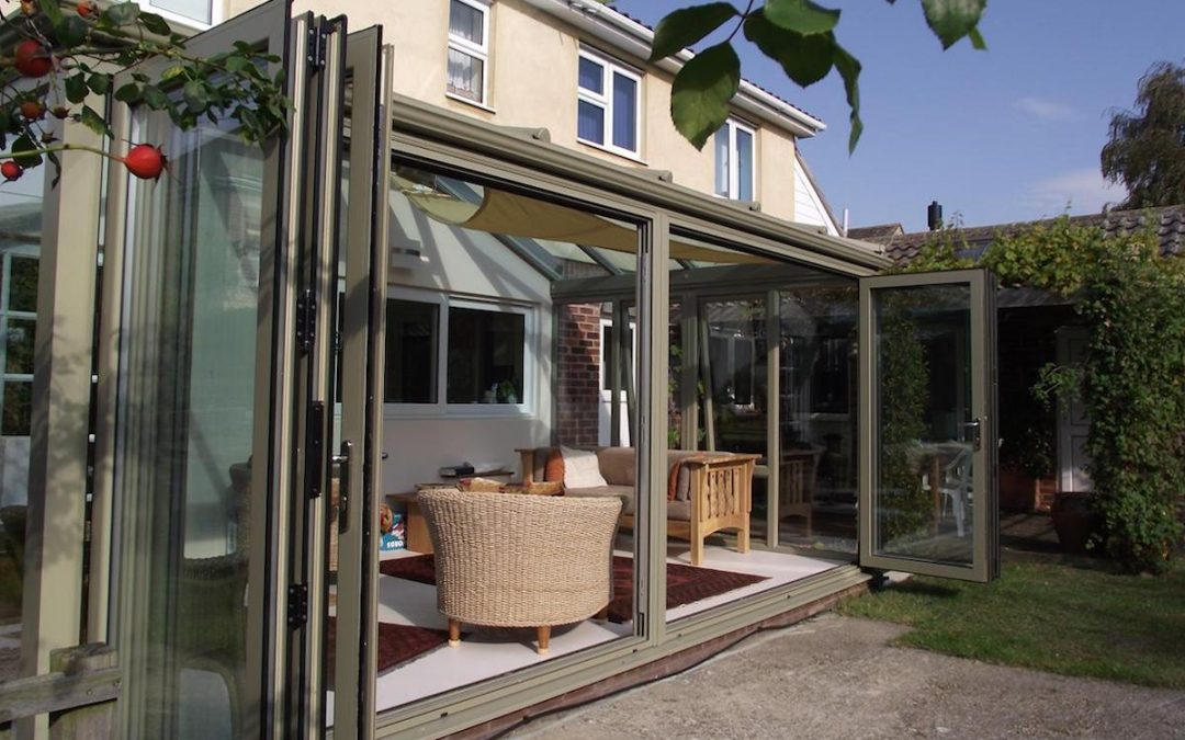 Rampton Conservatory Lean To Hipped Roof Extension