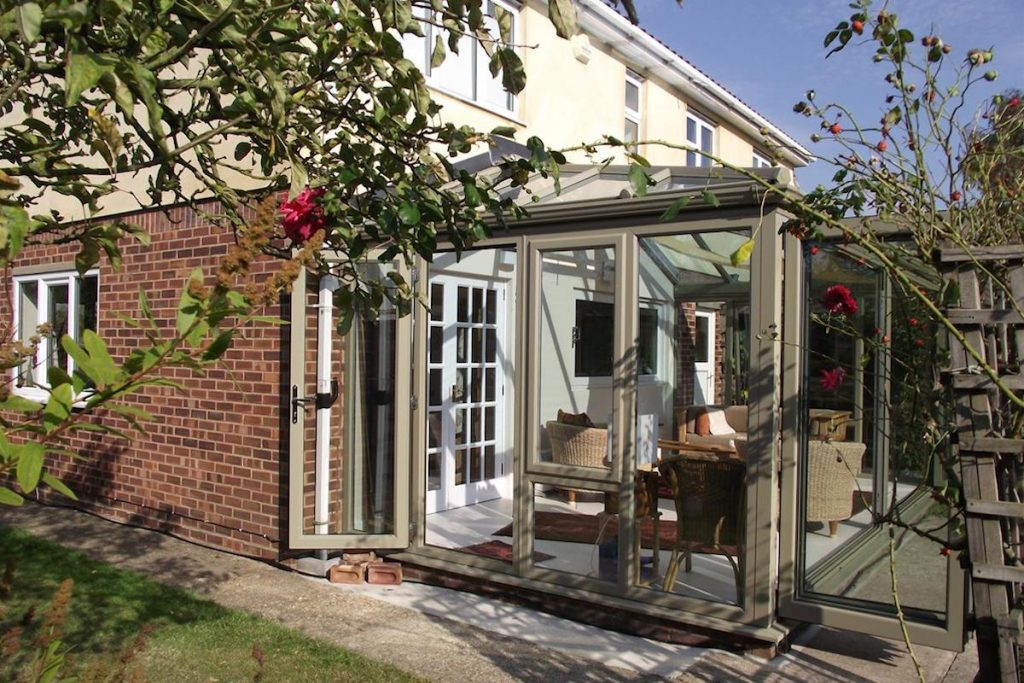 Rampton Colour Matched Conservatory