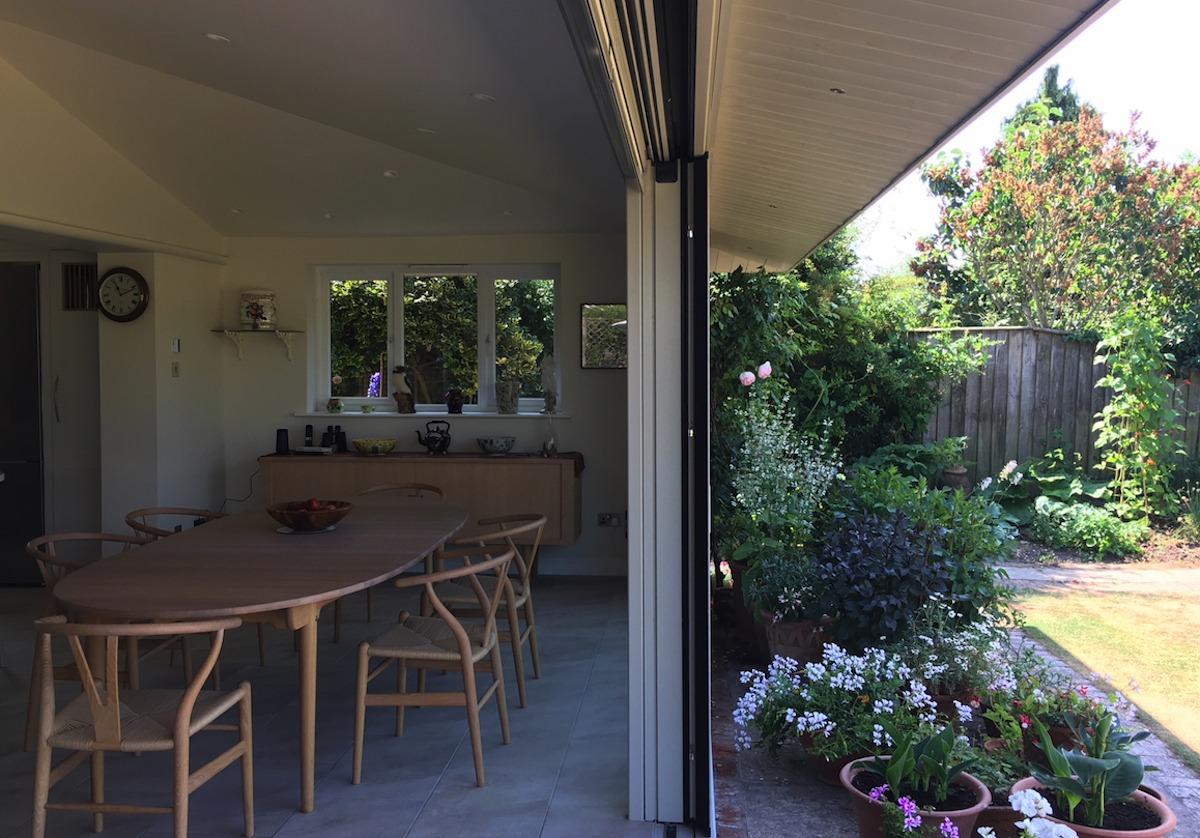 Saffron Walden Garden Room Extension
