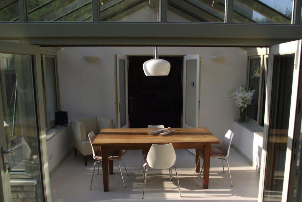 Shepreth Conservatory Interior