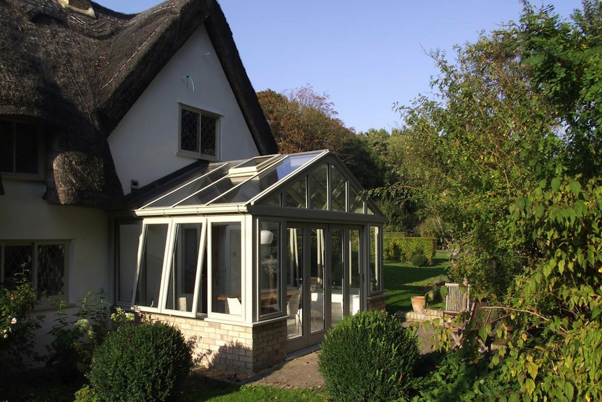 Shepreth Grade II Listed Conservatory Extension