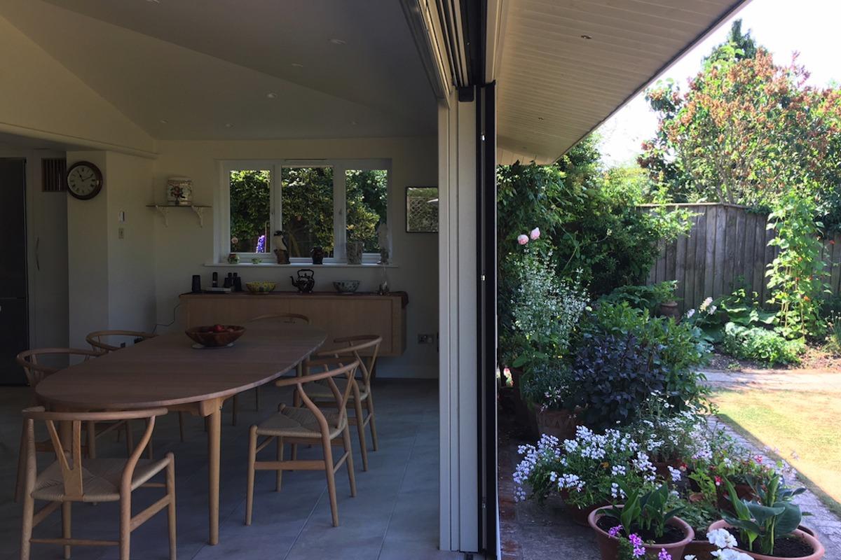Garden Room Saffron Walden