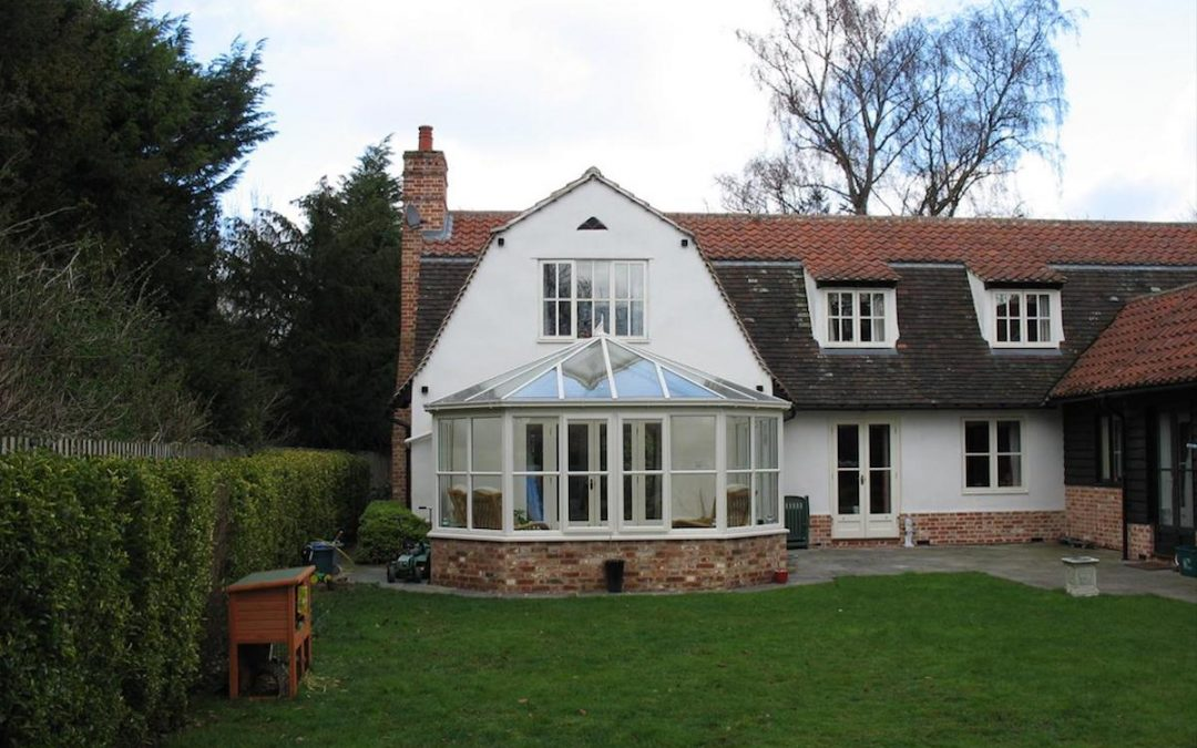 Stapleford Conservatory – Bay Fronted And Fully Glazed